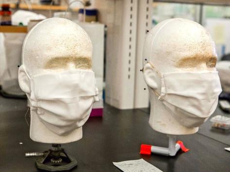 Máscara de seda é melhor que de algodão, diz estudo