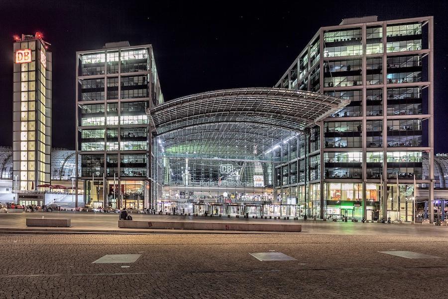 Estação ferroviária de Berlim