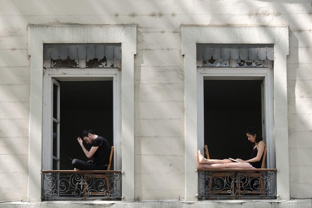 Moradores de Lyon