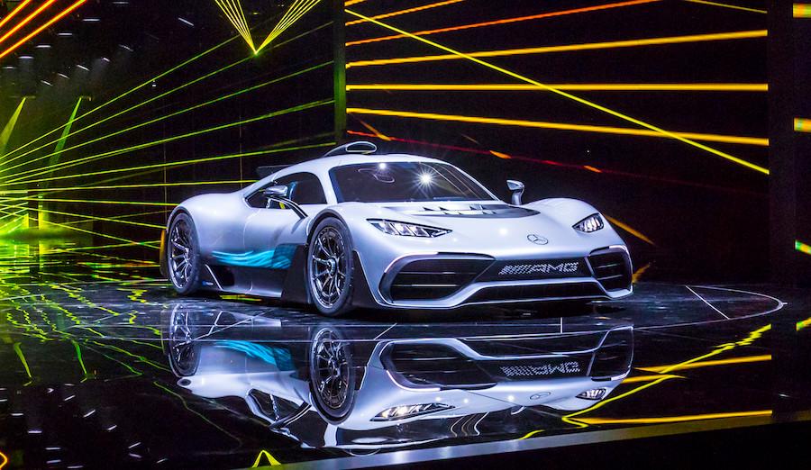 Project One, da Mercedes-Benz
