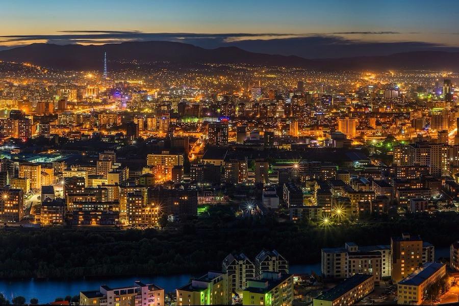 Ulaanbaatar, Mongólia