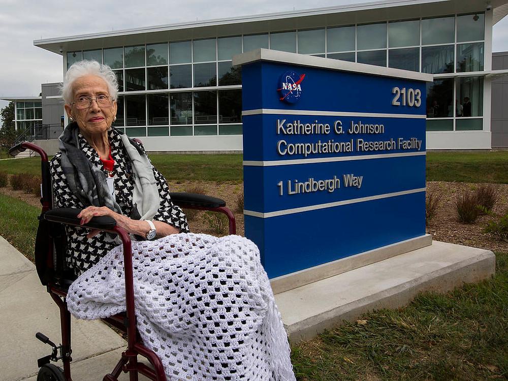 Katherine Johnson na NASA