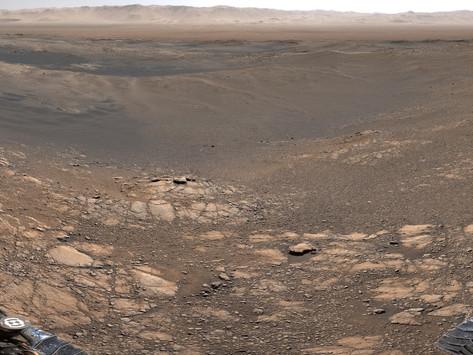 Já sonhou passear em Marte? Então venha!
