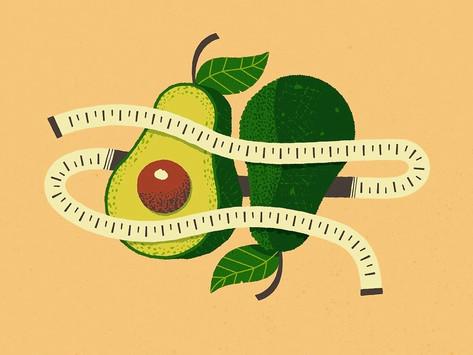 Abacate redistribui a gordura da barriga?