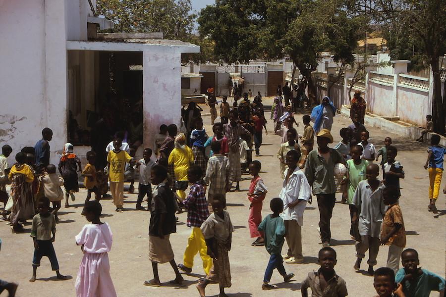 Mogadíscio, Somália