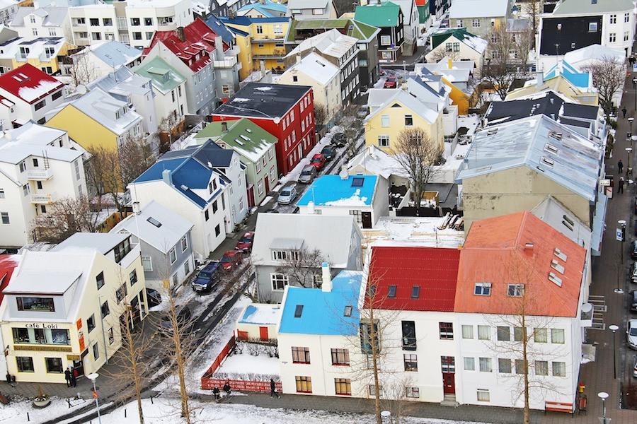 Reiquiavique, Islândia