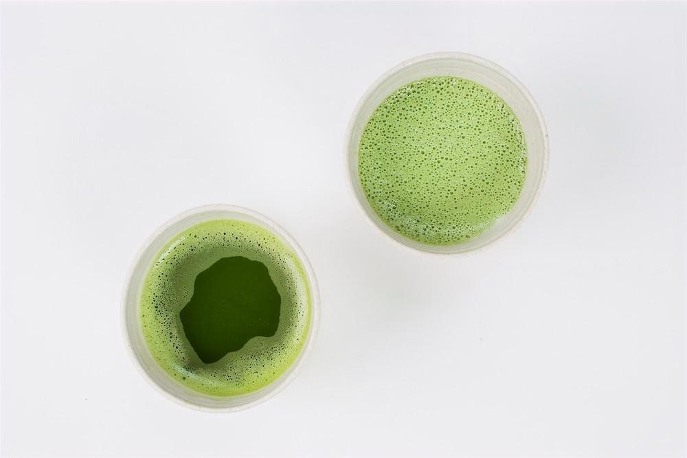 Chá matcha, uma variedade de chá verde