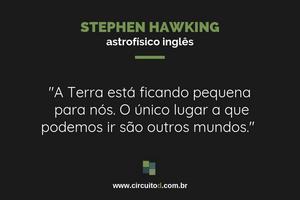 Frases Sobre Conquista Do Espaço Stephen Hawking 2