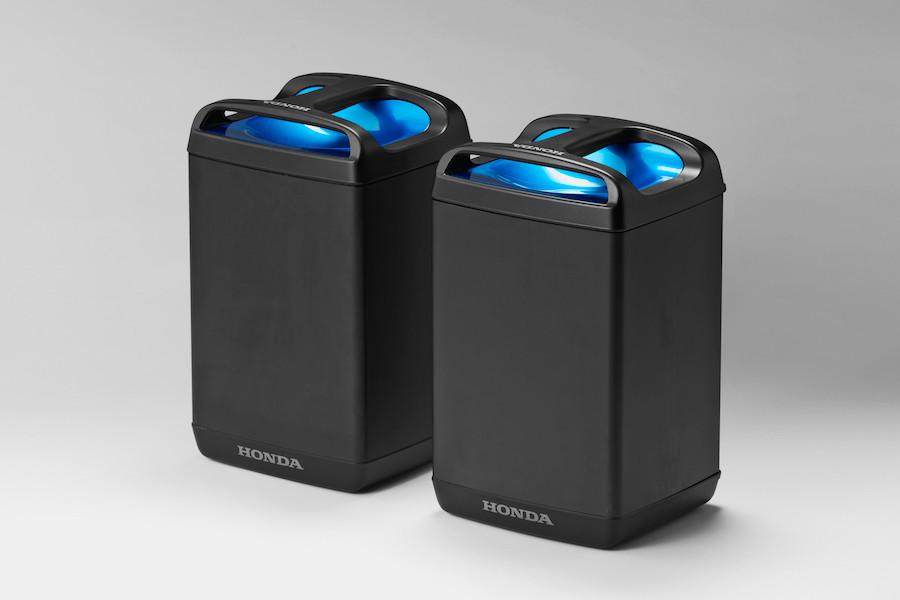 Baterias da moto Honda PCX Electric