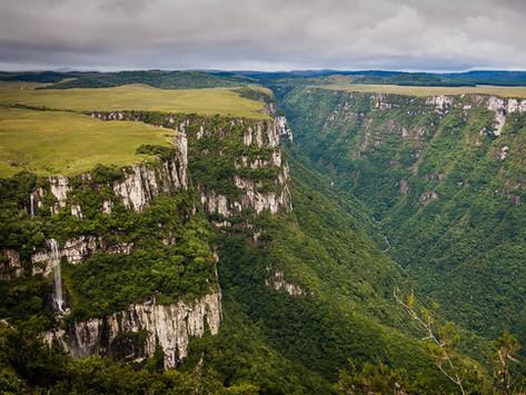 Brasil pode ter 36 geoparques de beleza surpreendente