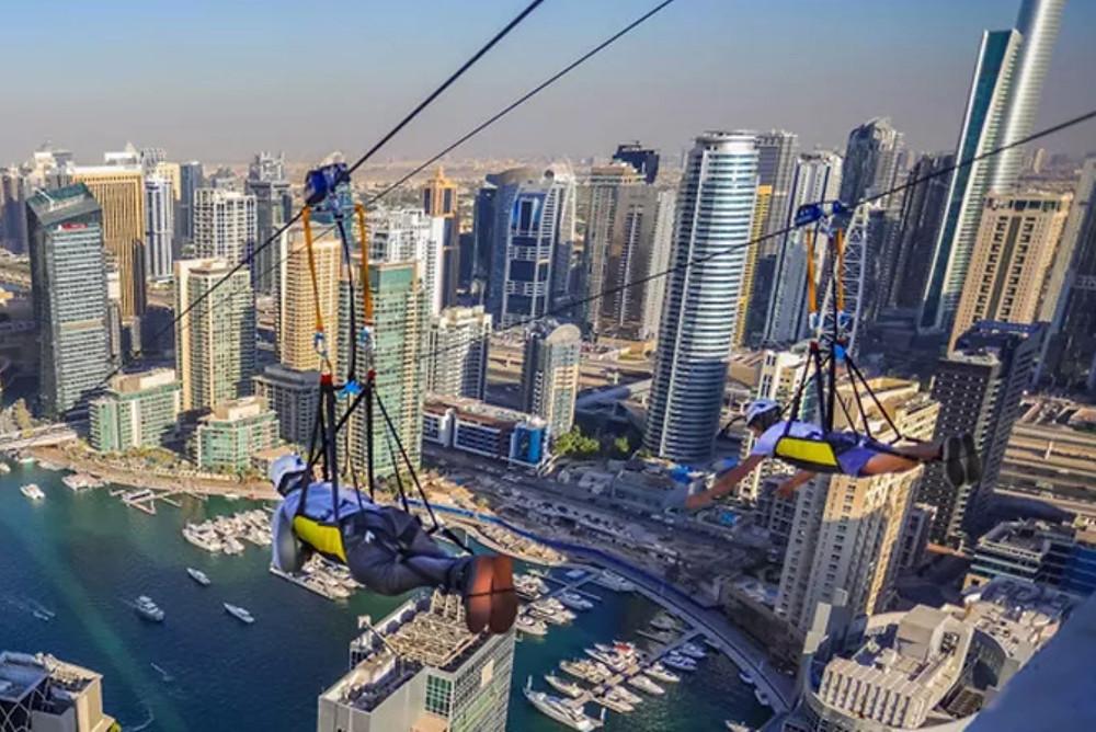 XLine da Marina de Dubai