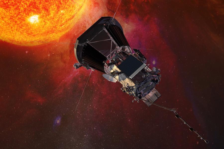 Sonda Parker Solar