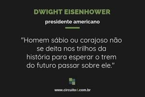 Frase de Eisenhower sobre futuro