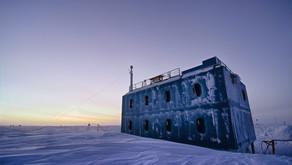 Polo Sul esquenta 3 vezes mais que  média global