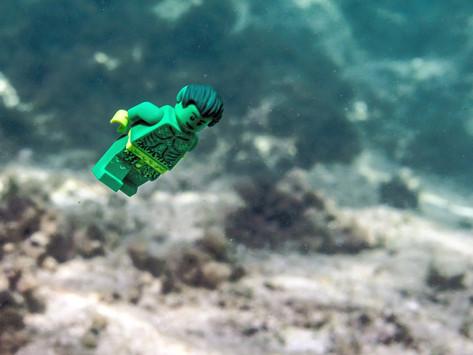 O Mediterrâneo está inundado de plástico