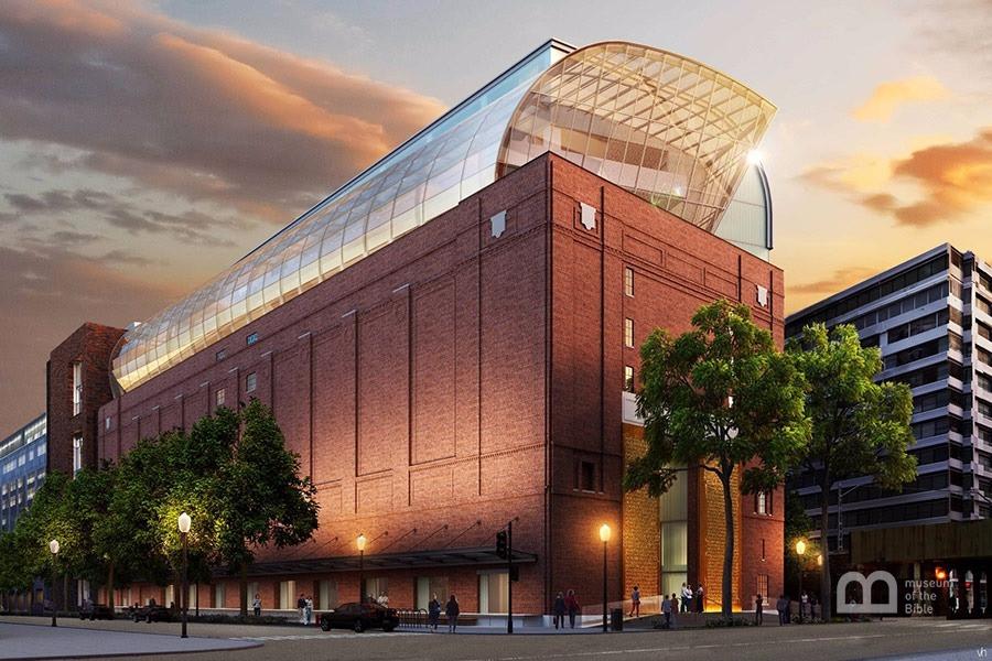 Museu da Bíblia, Washington