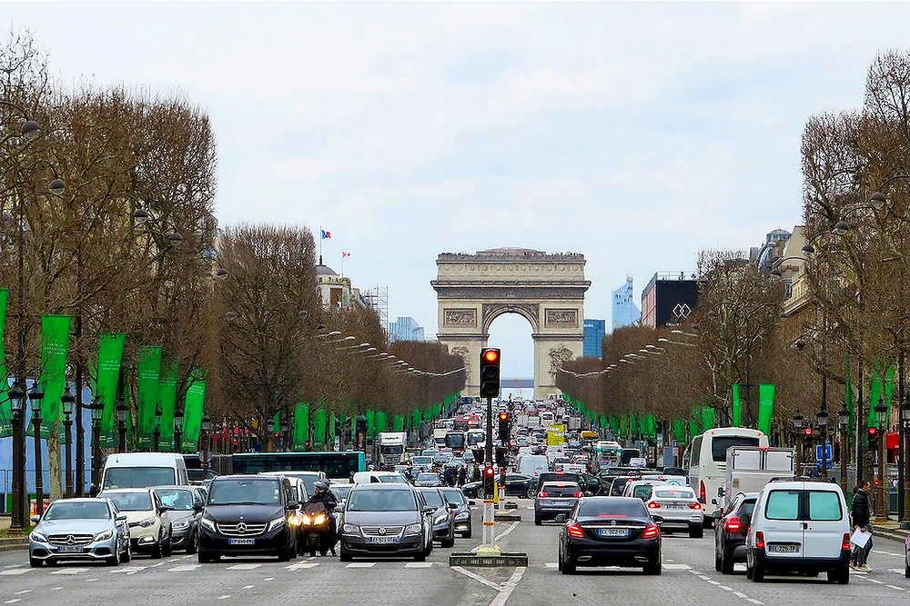 Avenida Champs Elysée