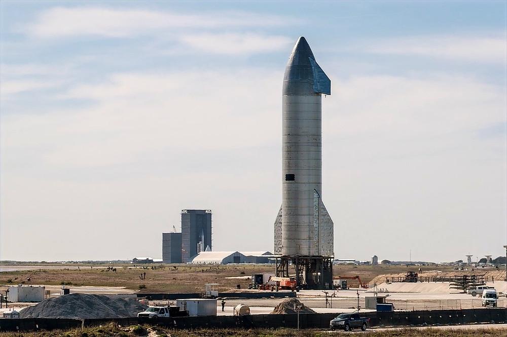 Starship, da SpaceX
