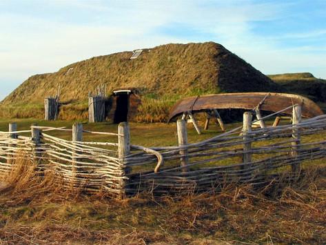 Vikings estavam na América séculos antes de Colombo
