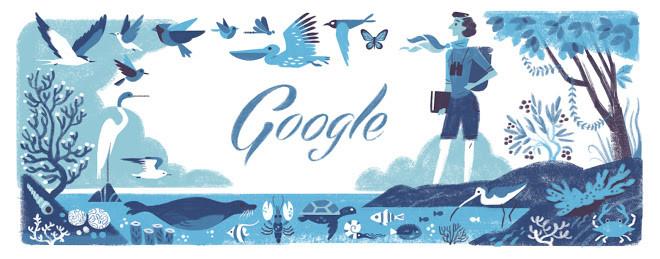 Doodle de Rachel Louise Carson