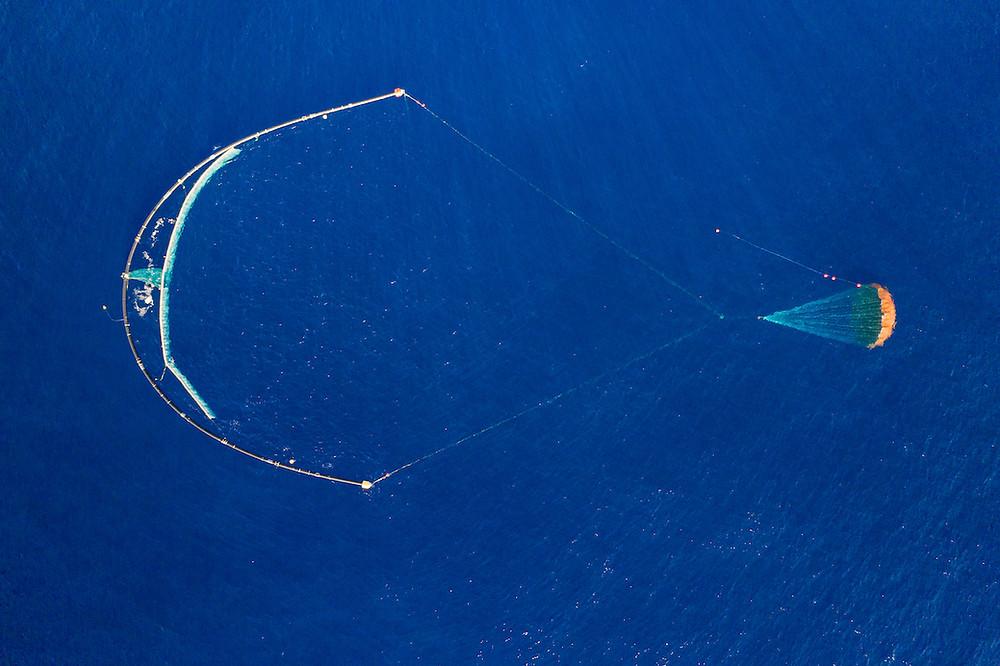 Sistema 001/B da Ocean Cleanup