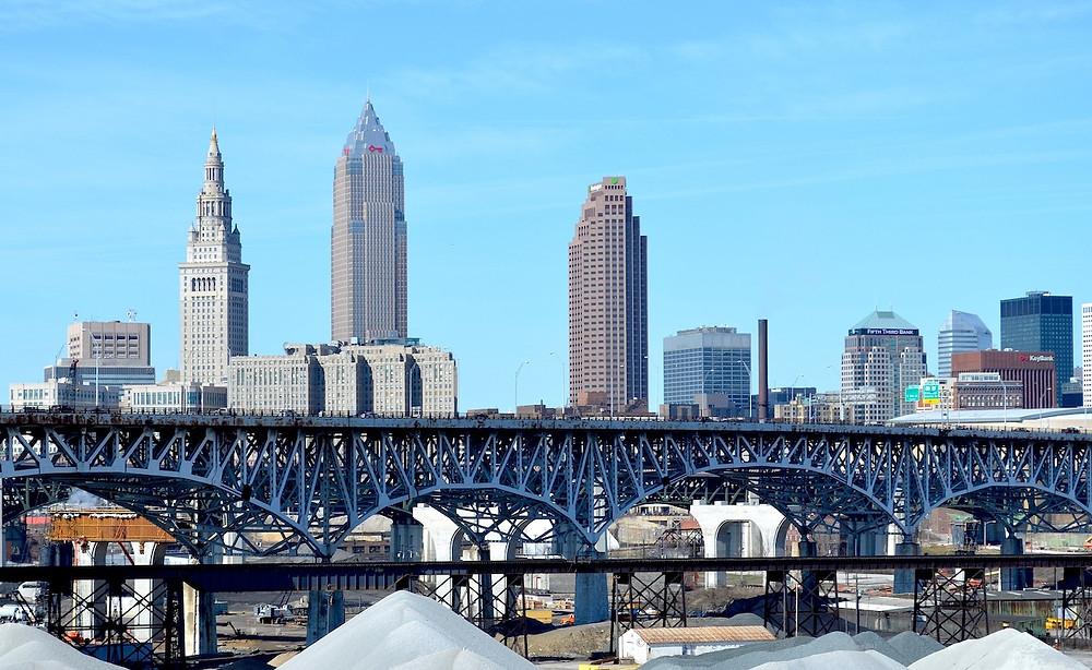 Vista de Cleveland
