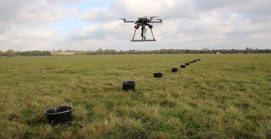 Drone da BioCarbon