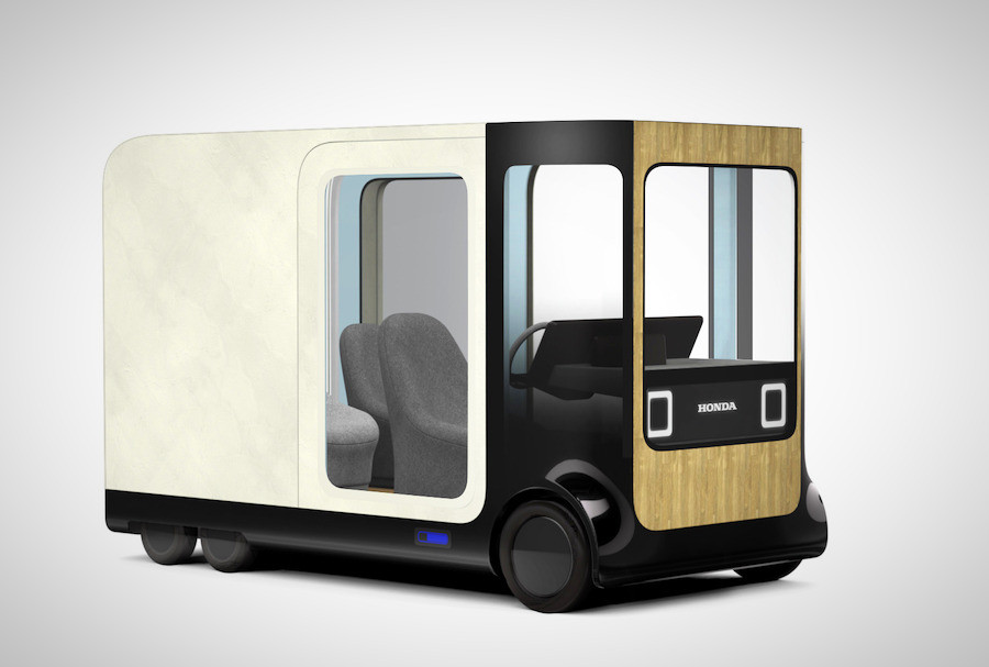 Honda leMobi Concept
