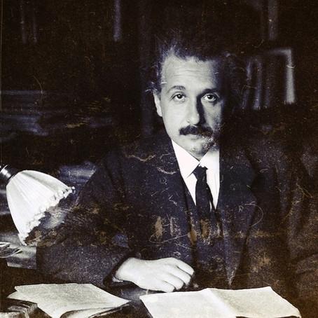 As frases impagáveis de Albert Einstein