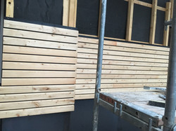 Lärchenholzdfassade