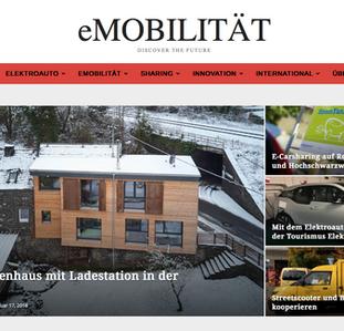 e Mobilität Blog