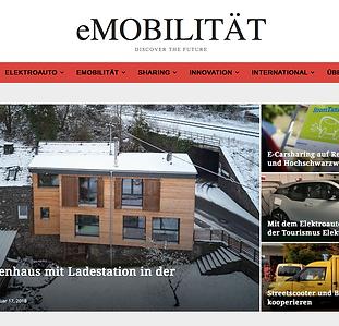 eMobilität Blog
