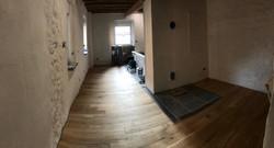 Küche & Wohnzimmer