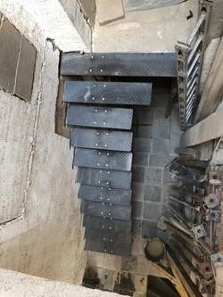 Treppe Aufsicht