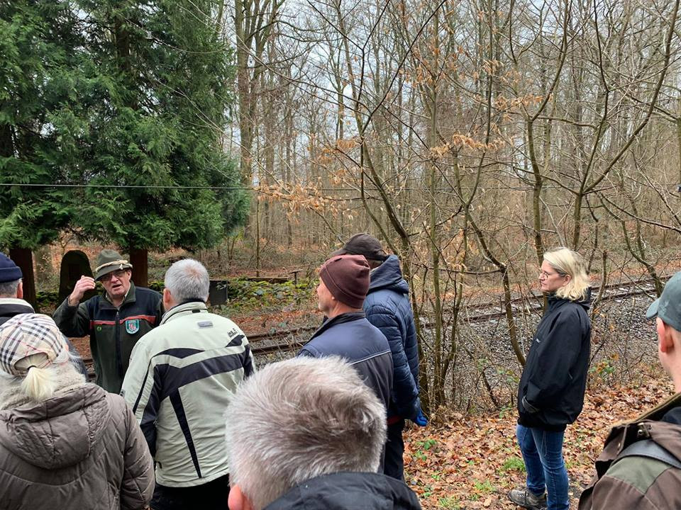 Waldbegehung 2019
