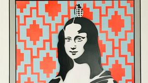 Monalisa Maler Ingo Linz o.znil