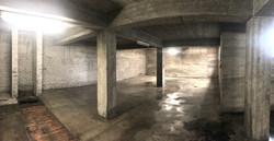 Keller Boden gekärchert
