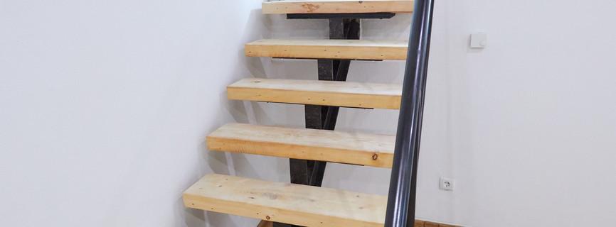 Treppe Eingangszimmer