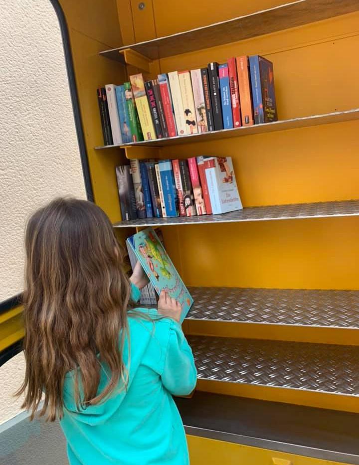 Bücher-Zelle Kottenheim