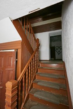 Treppenhaus altes Wohnhaus
