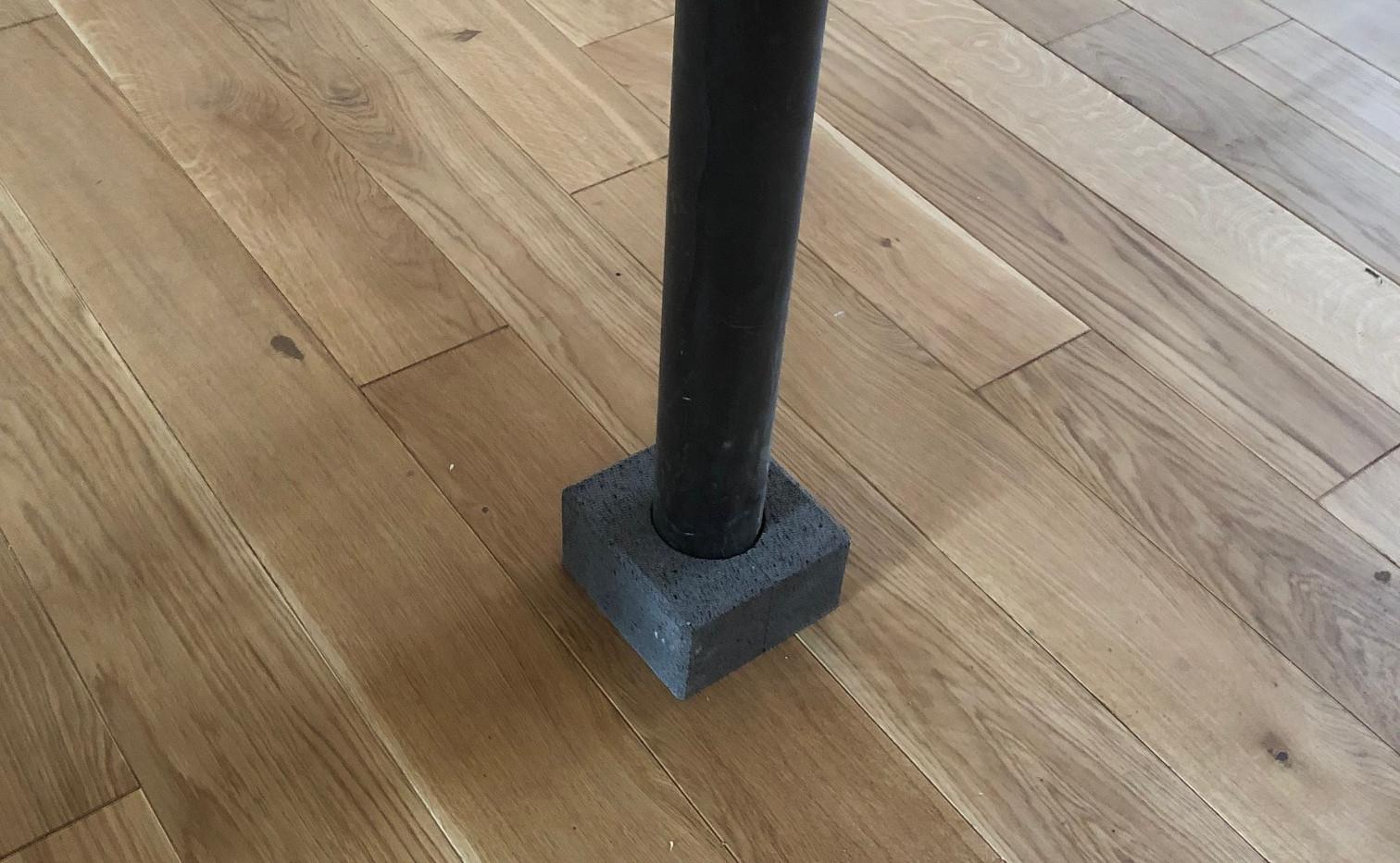 Basalt Fuß