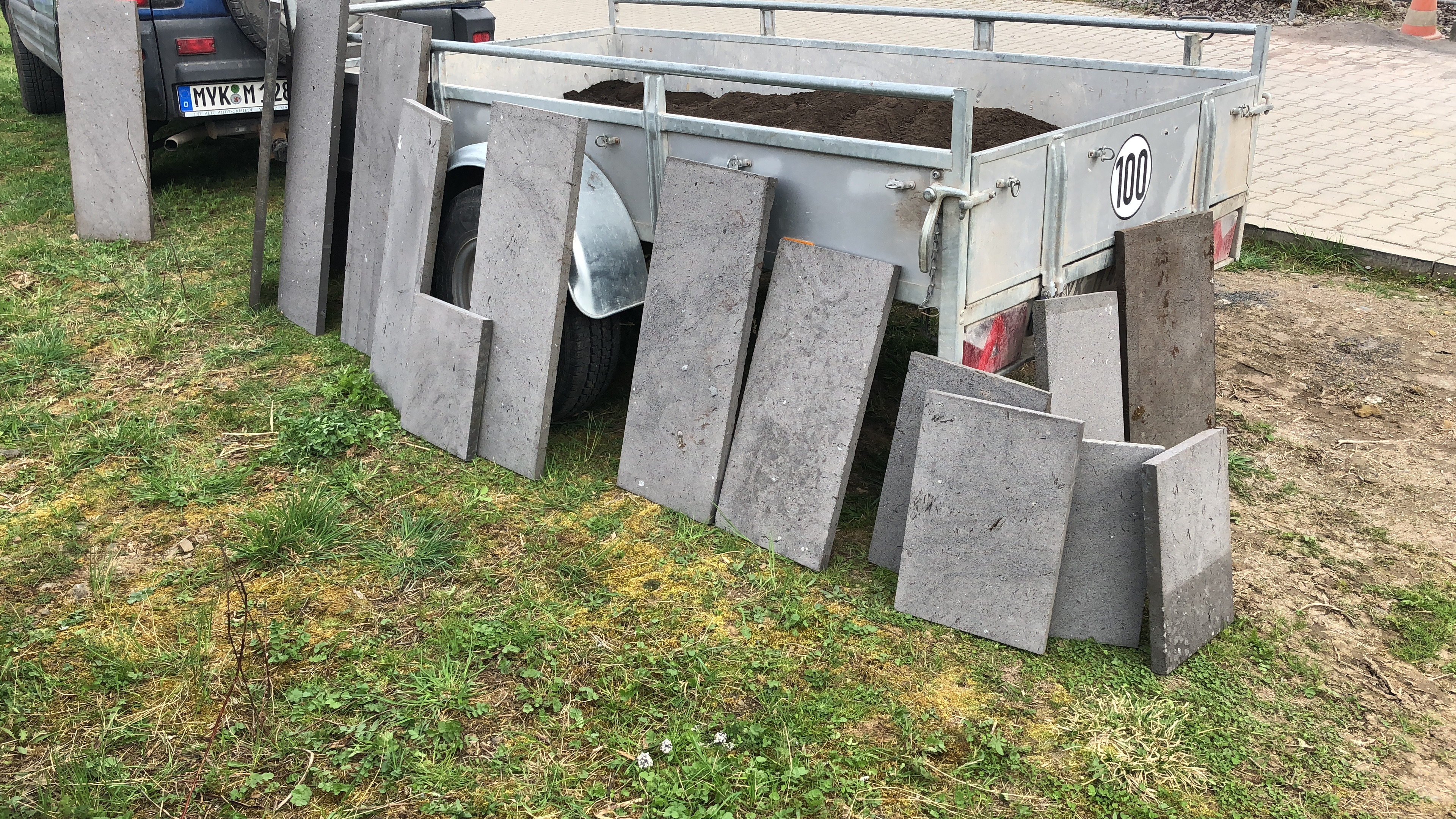 Basaltplatten