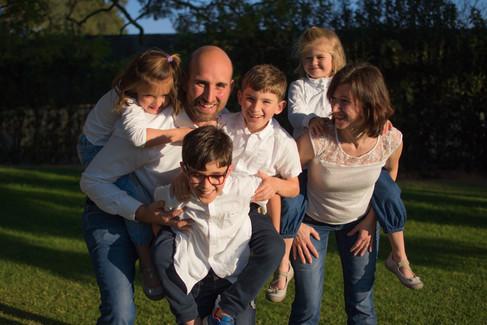 Badie Porte Family.