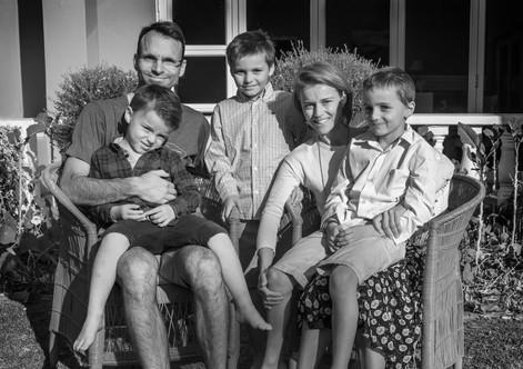Thireau Family.