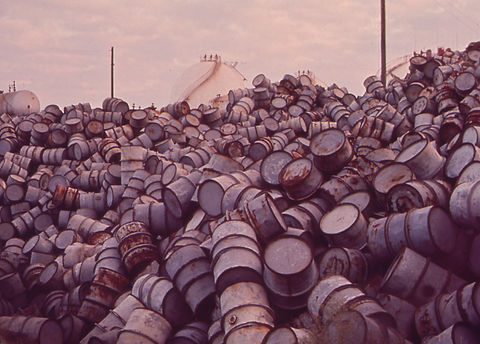 A_MOUNTAIN_OF_DAMAGED_OIL_DRUMS_NEAR_THE