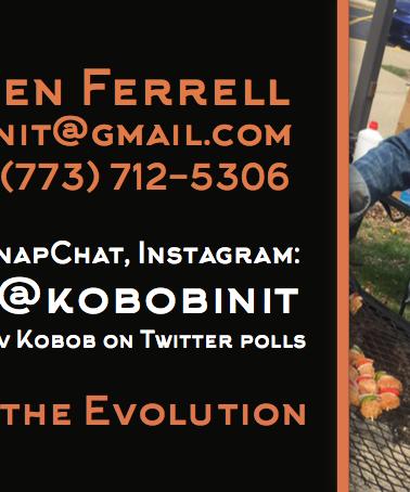 KoBobinIt Business Card (Info)