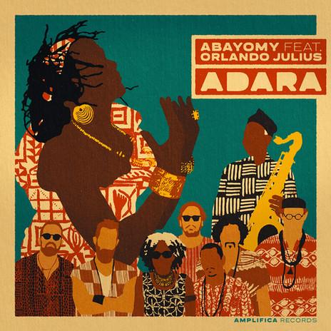 ADARA - NOVO SINGLE ABAYOMY