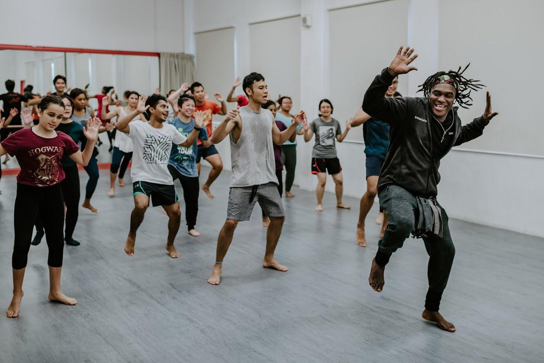 Singapore Workshops 2019