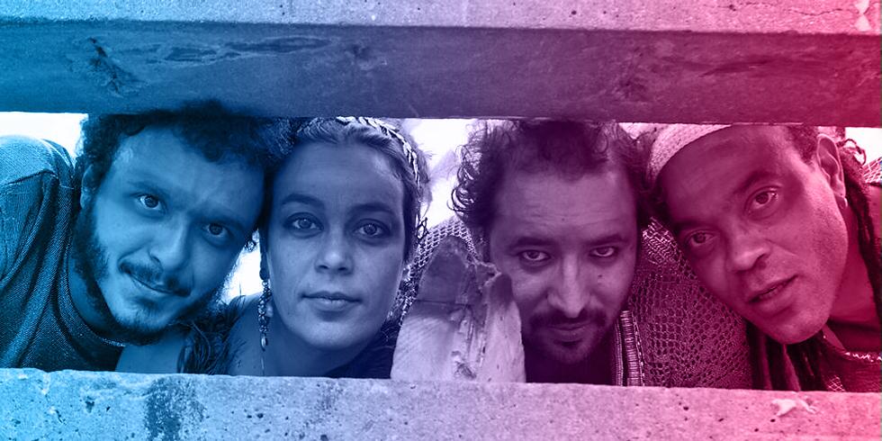 Stereotupi no Sesc Vila Mariana - Lançamento do EP Cobra Coral