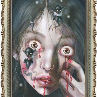 Hanna-Jaeun-Demons-in-My-Head-Framed-400